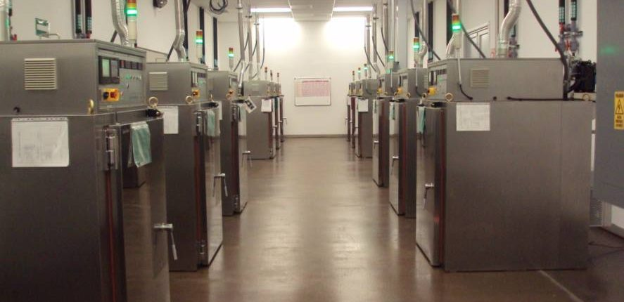 Ophthalmic lenses – the manufacturing process